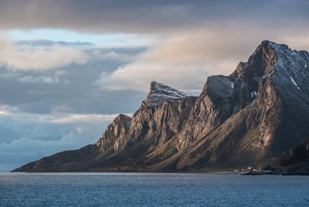 Platz 32 - Uwe Schinkel - Lofoten Westküste