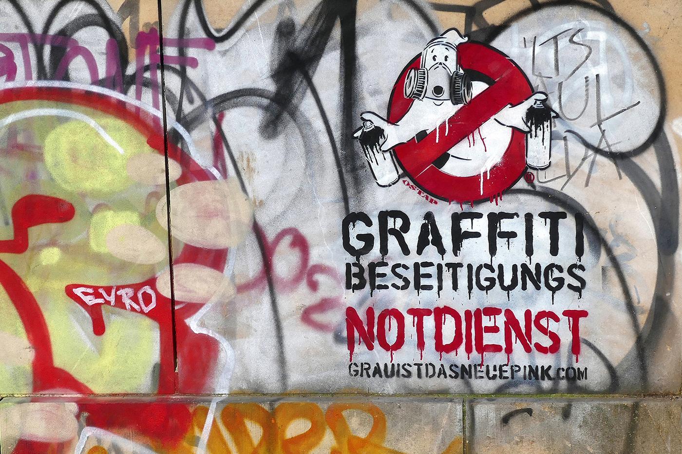 Platz 42 - Jürgen Stichweh -Graffitti
