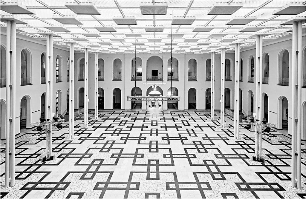Uni Hannover Foyer