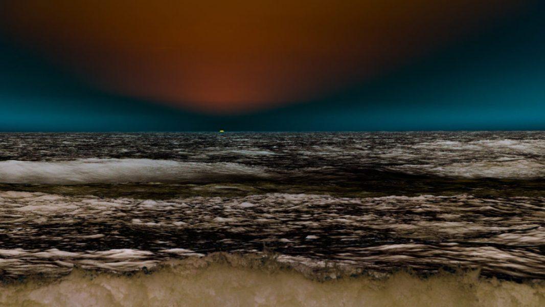 Platz 17 - Hajo Schumacher - Sonnenuntergang am Meer