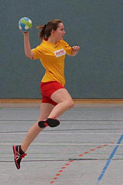 Platz 25 - Marko Reuter - Handball