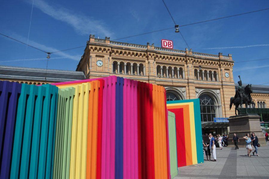 Platz 42 - Pia Dumke - Kunst am Bahnhof