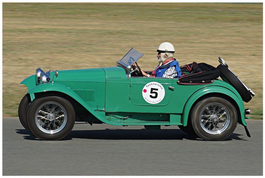 Platz 43 - Hans-Walter Schaper - Zwei Oldtimer -