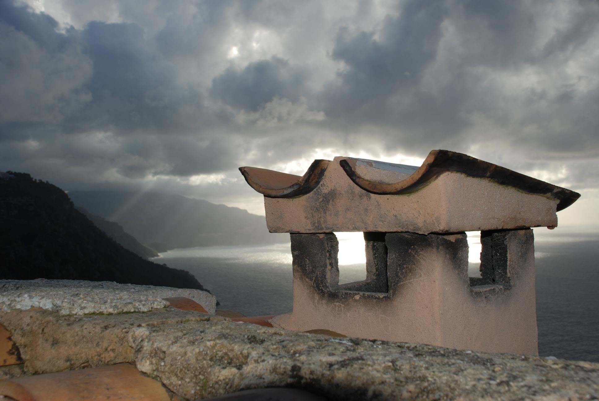 Über den Dächern Mallorcas