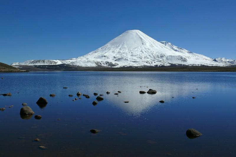 Parinacota_Chile_
