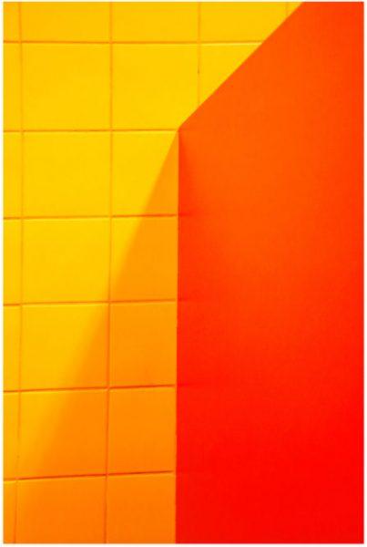 Platz 06 - Hartmut Makus - Orange Gelb