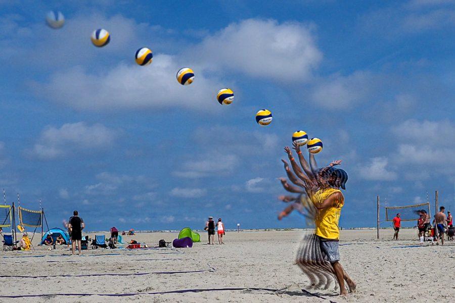 Platz 07 - Pia Dumke - Beachvolleyball