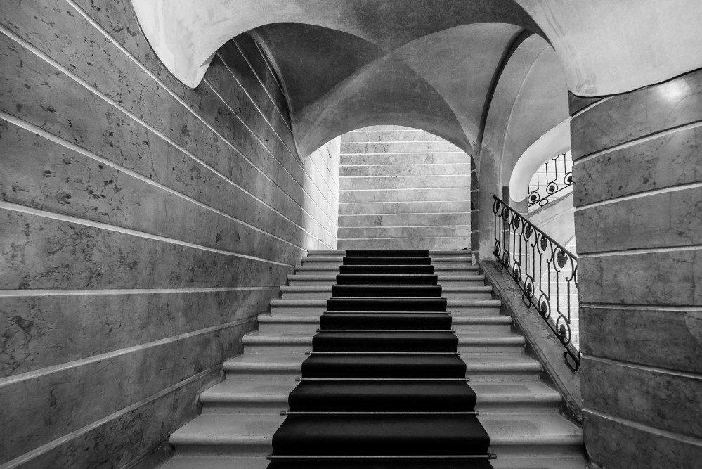 Platz 1 - Wiebke Kunas - Treppe