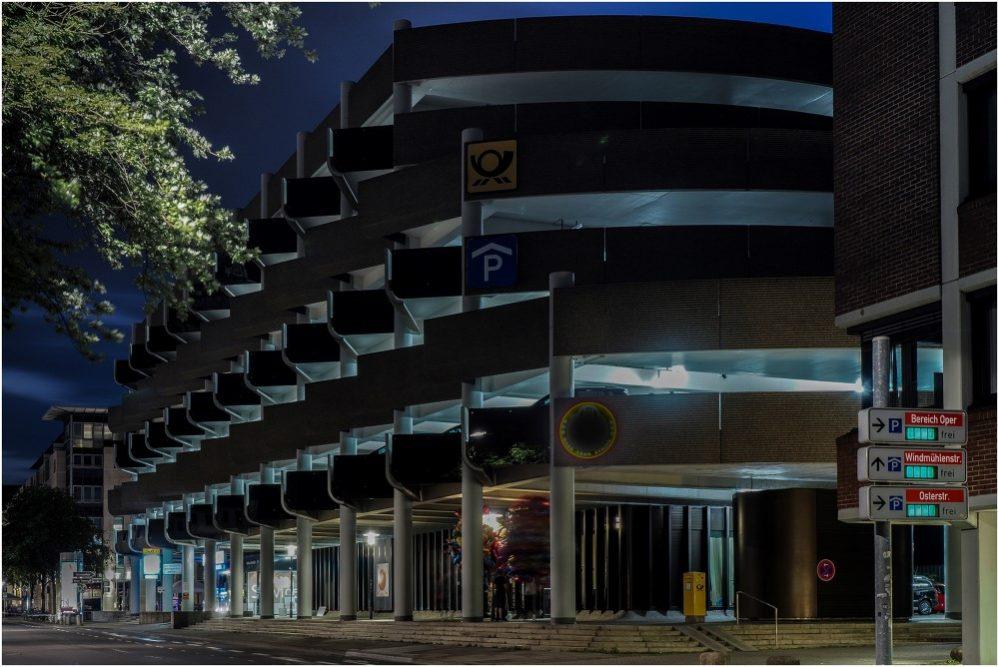 Platz 20 - Adolf Wiehenkel - Parkhaus