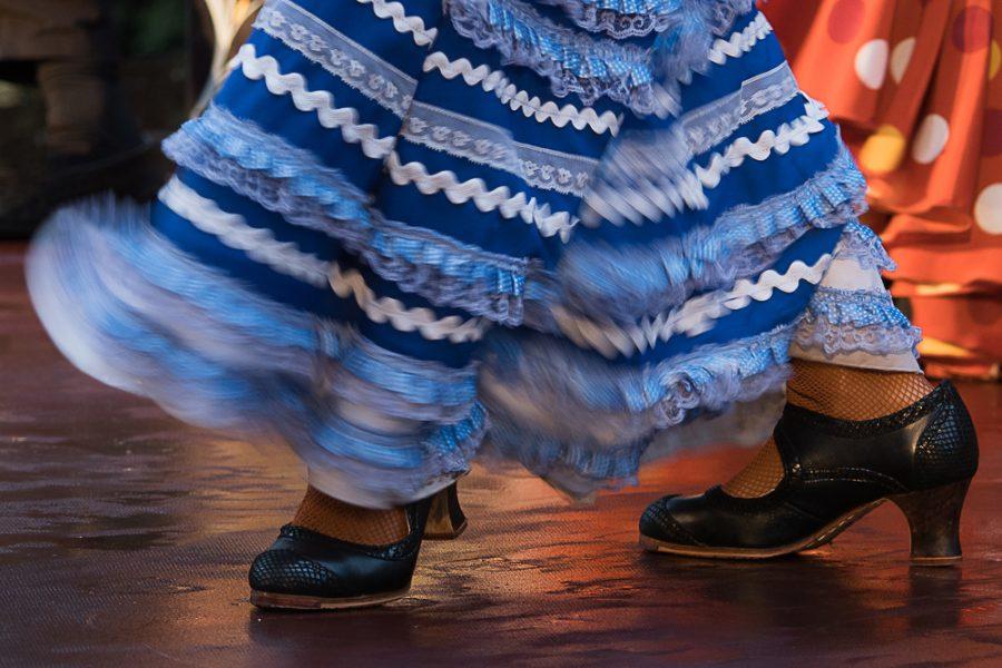 Platz 20 - Pia Dumke - Flamenco Tänzerin