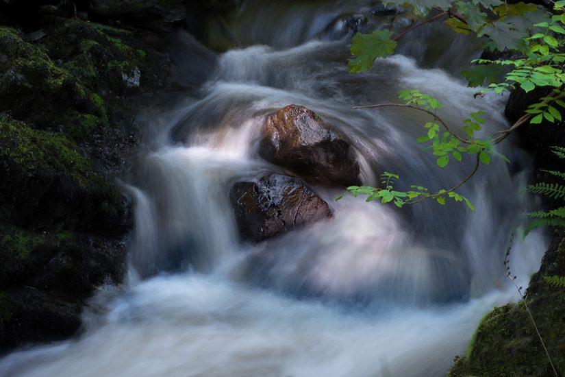 Platz 24 - Horst Wienberg - Aira Force Waterfall