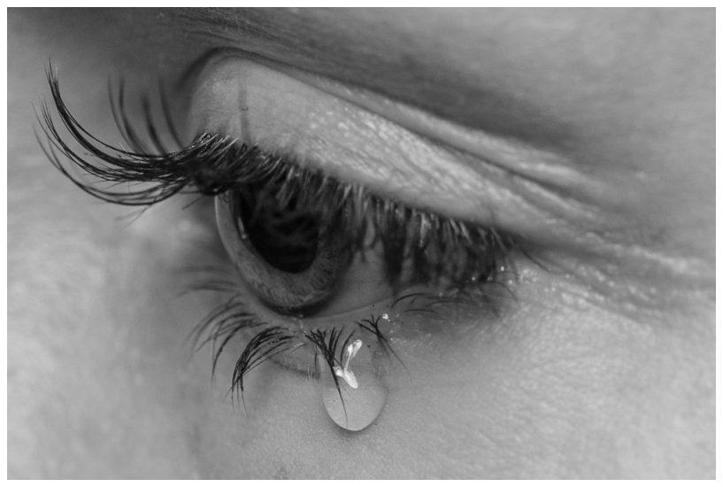 Platz 3 - Volkhardt Lembcke - Tränen
