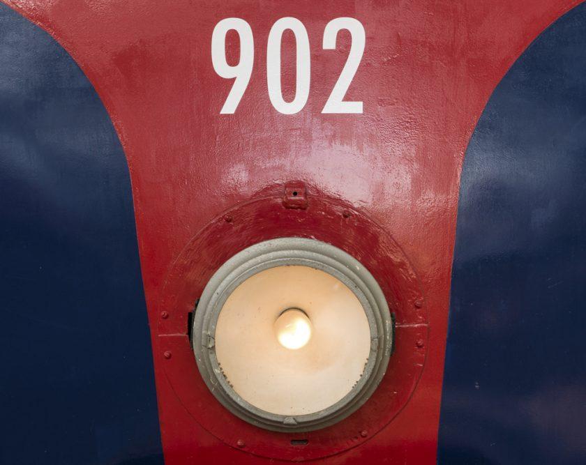 Platz 35 - Uwe Schinkel - Straßenbahn 902