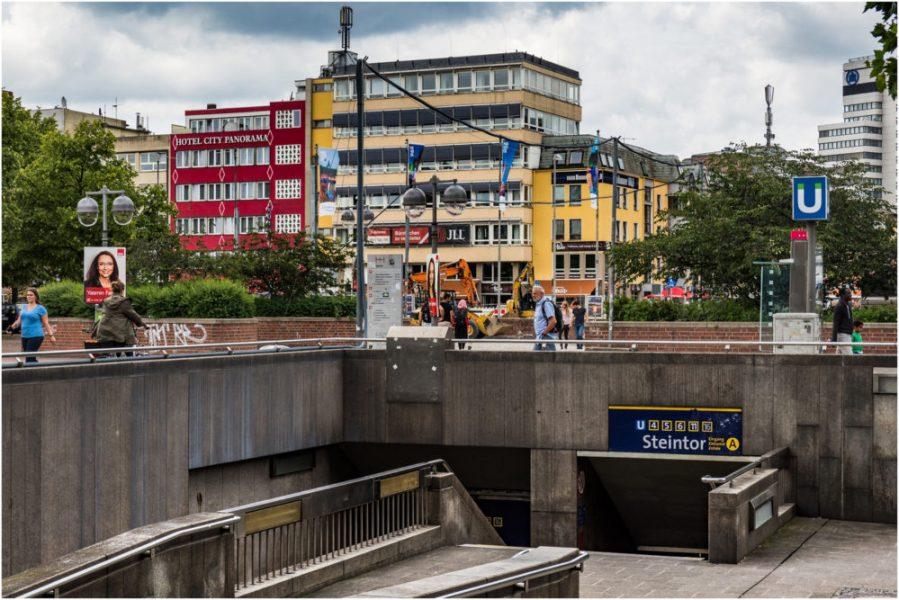 Platz 55 - Adolf Wiehenkel - Steintor -
